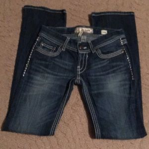 BKE Jeans - BKE Stella Slim Boot Jeans